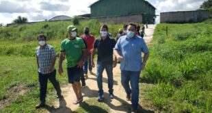 Gonzaga visita produtores