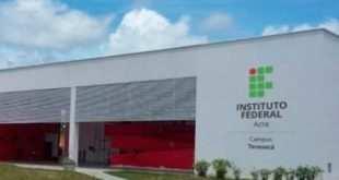 IFAC pode ter que interromper as atividades Instituto Federal do Acre (IFAC), deixará 5.894 alunos sem concluírem os estudos.
