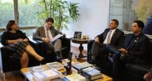 Marcio Bittar e Vanda Milani destinam milhões para municípios de Goiás