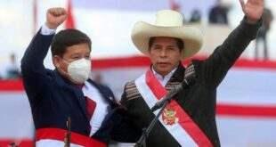 Presidente do Peru, Pedro Castillo nomeia primeiro ministro marxista